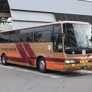 とさでん交通高速バス、高知徳島エクスプレス。