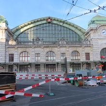 バーゼル中央駅