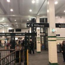 セントジェームズ駅