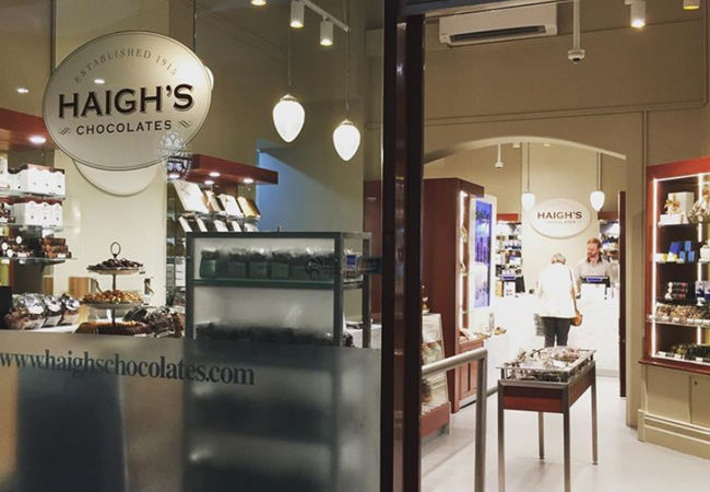 ヘイグス チョコレート (ブロックアーケード店)