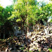 ラピュタの遺跡と呼ばれる