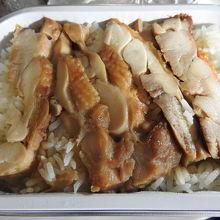 チンおじさんの鶏飯