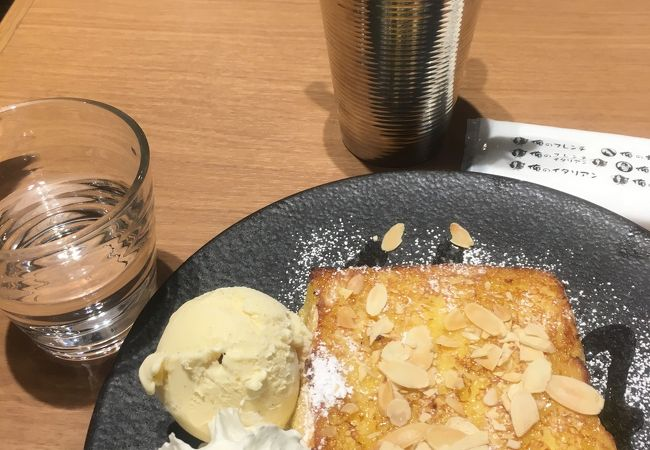 俺のBakery&Cafe 松屋銀座 裏