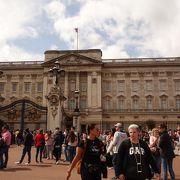 イギリスを象徴する公邸。
