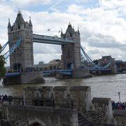 現代のロンドンを象徴する建造物。