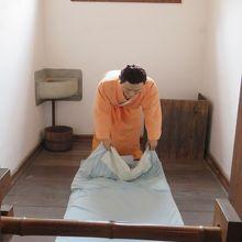 金沢監獄中央看守所 監房