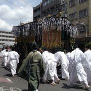 京都を代表する祭の一つ