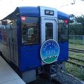 観光列車HIGH RAIL星空と2号に乗車しました。