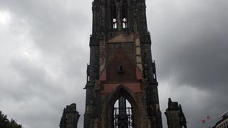 聖ニコライ教会廃墟