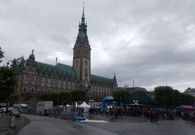 市庁舎広場 (ハンブルク)