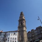 ポルトの尖塔