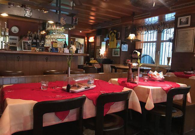 レストラン シャフリ