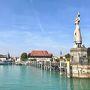 クロイツリンゲンを出港して最初の寄港地コンスタンス