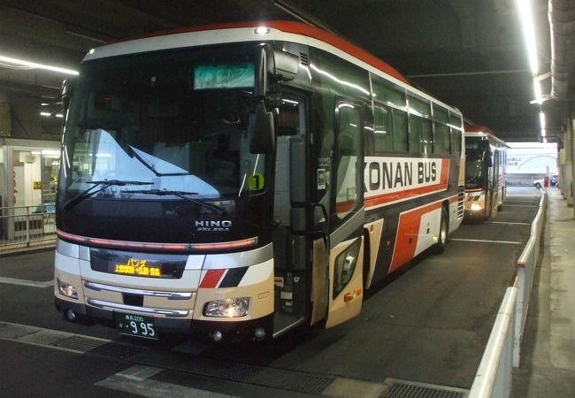 弘南バス パンダ号 (青森 弘前~上野)
