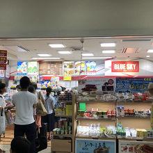 ブルースカイ 那覇空港 21番ゲートショップ