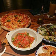 Hyatt Regency にあるイタリアンレストラン