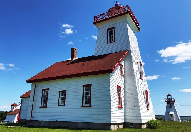 ウッドアイランズ灯台