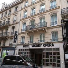 ホテル ヴォルネイ オペラ