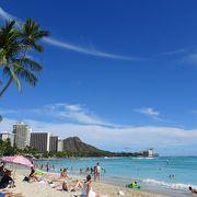 眺めの良いビーチ
