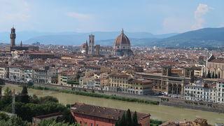 フィレンチェの絶景スポット