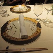 翠嵐ホテルのメインダイニング。夕食コースがお勧め。朝食でオムレツ全部入りを頼んだら、タマゴ料理のオンパレード??
