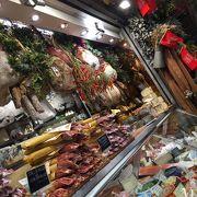 フィレンツェ料理の宝庫