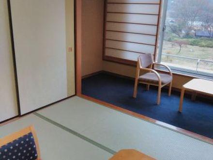 袋田温泉 思い出浪漫館 写真