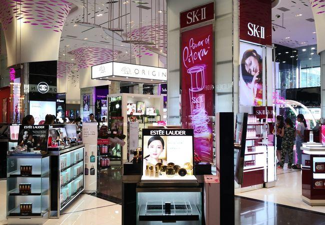 シンガポール免税店