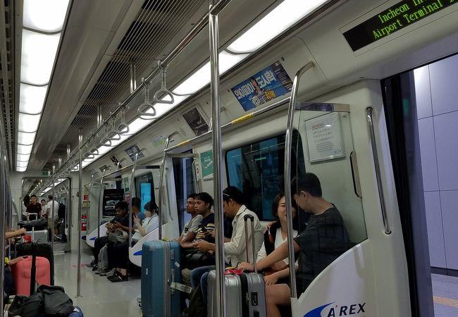 コハンチョルド A'REX (空港鉄道 A'REX)