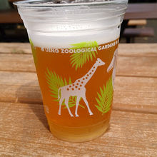 生ビールは550円