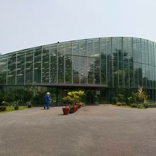 温室の建物
