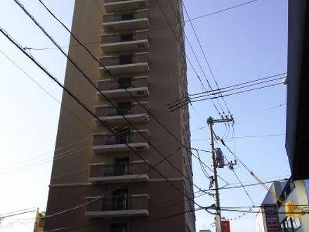 東横イン岡山駅西口広場 写真