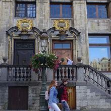ブラバン公爵の館