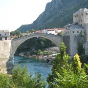 モスタルの2つの世界遺産