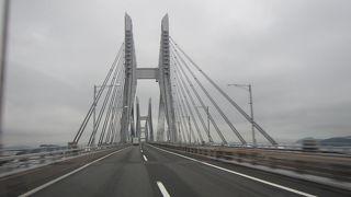 渡るだけで楽しい長大橋