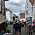 写真:スタヴァンゲル旧市街