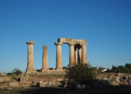 古代コリントス遺跡