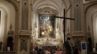 ピオ モンテ デッラ ミゼリ コルディア教会