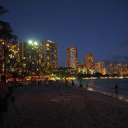 ハワイに来たら必ず訪れます