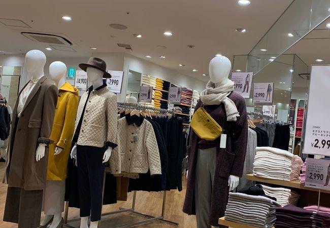 ユニクロ (二子玉川ライズドッグウッドプラザ店)