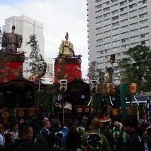 15時過ぎ、赤坂サカスに到着