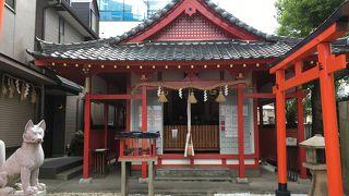 赤手拭稲荷神社