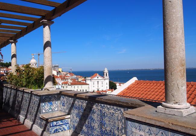 サンタルジア展望台