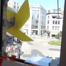 2Fチョコレートバーからサブロン広場を見下ろす