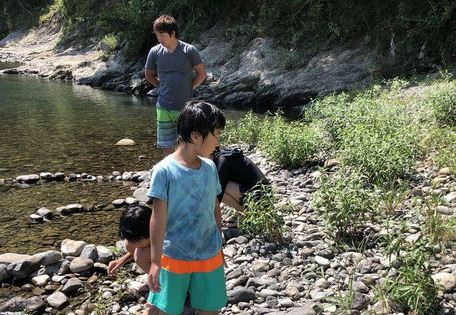 有田川明恵峡