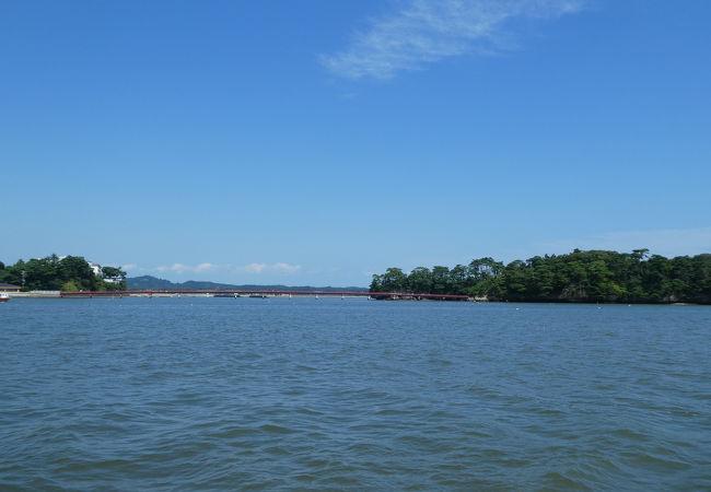 ニュー松島観光船