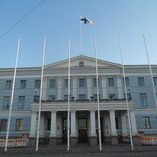 ヘルシンキ市庁舎