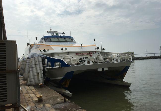 珠海フェリーターミナル
