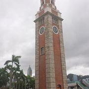 時代を感じる時計塔