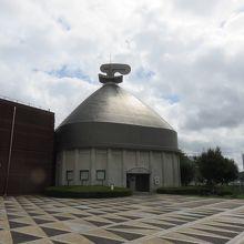 国内最大級の鉄の博物館